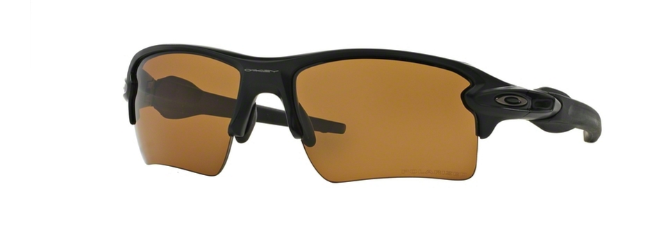Oakley Flak 2.0 Matte Black Bronze Polarized