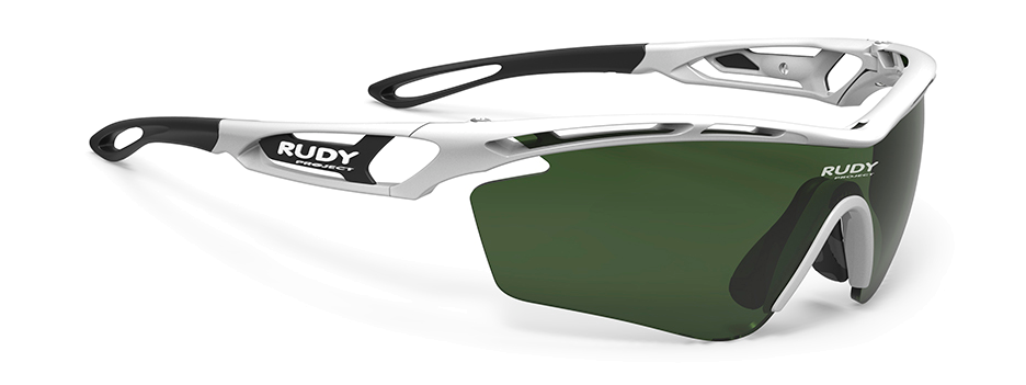 Tralyx White Gloss | ImpactX Photochromic Golf