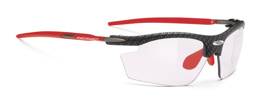 Rydon Carbonium | ImpactX Photochromic 2 Laser Red