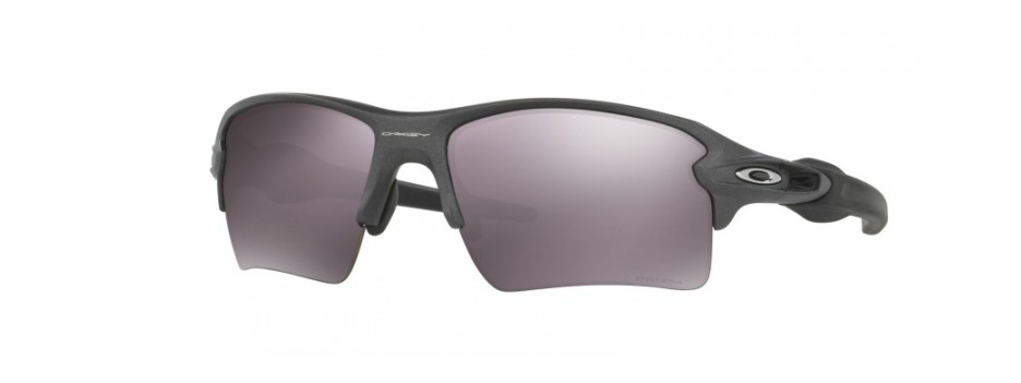 Flack 2.0 XL Steel Prizm Day Polarized