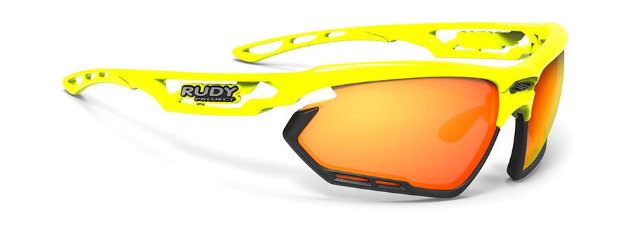Fotonyk Yellow Fluo Gloss | Rp Optics Multilaser Orange